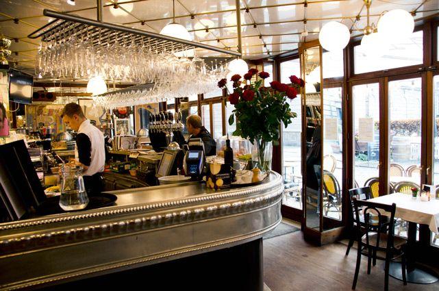 Cafe casablanca aarhus danemark