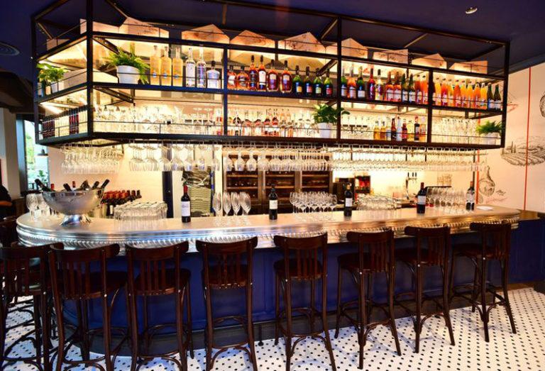 Comptoir bar so france singapour bistrot