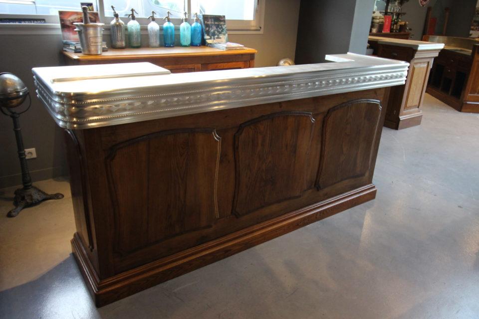 comptoir bar restaure