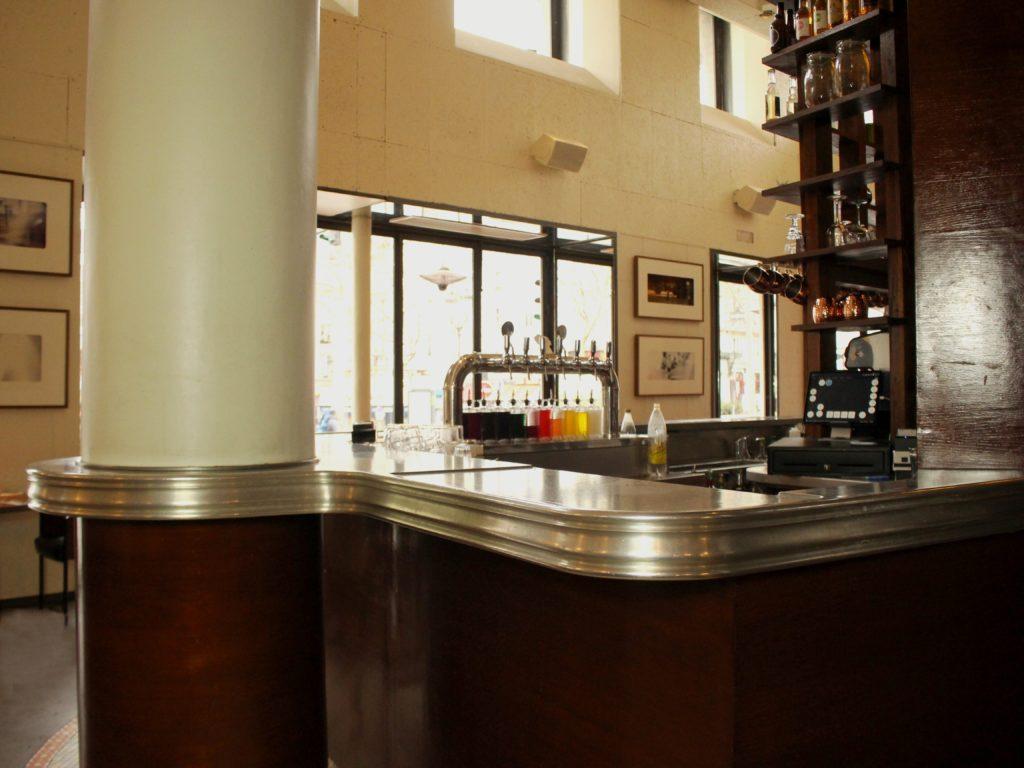 Comptoir de bar Montmartre