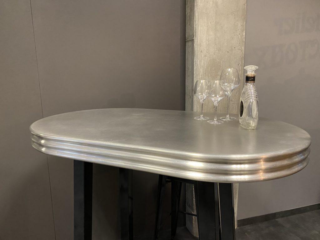 mobilier de bar réception