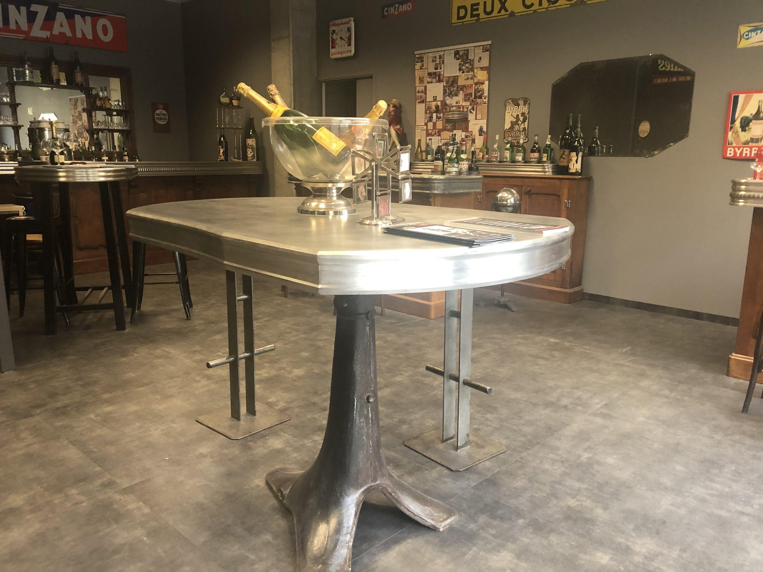 table d' hôte